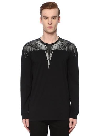 Marcelo Burlon Sweatshirt Siyah